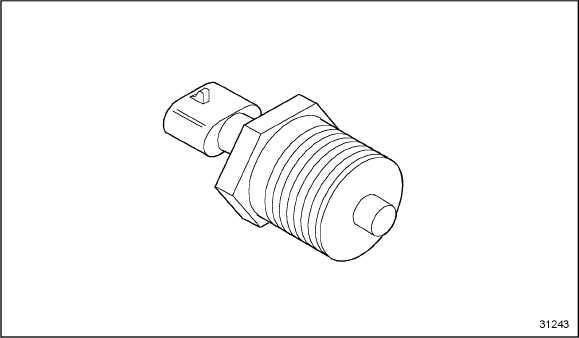 Figure 2-3 Coolant Temperature Sensor