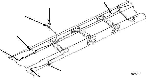 wiring harness straps