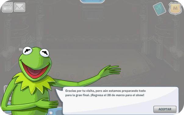 ¡Adelanto: Teatro de Los Muppets!