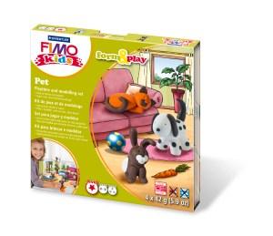 Pack FIMO Kids mascotas