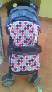 Gana una colchoneta universal para silla de paseo de Bimbi Pirulos  Foto de %title