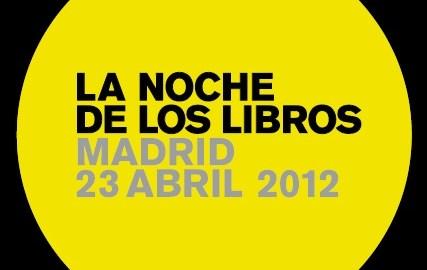 23 ABRIL: MADRID CELEBRA LA NOCHE DE LOS LIBROS  Foto de %title