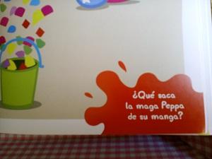 """""""LEO CON PEPPA PIG"""" O COMO DIVERTIRSE LEYENDO  Foto de %title"""