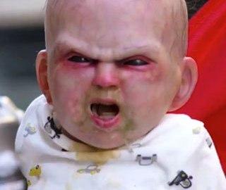 #FRIKINEWS:  DEVIL BABY ATTACK  Foto de %title