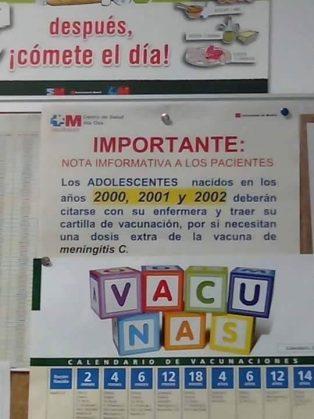 ¿HAN NACIDOS TUS HIJOS EN 2000, 2001 y 2002? CONSULTA A SU MÉDICO  Foto de %title