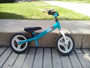 Bici sin pedales Decathlon