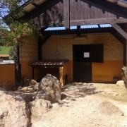 También hay una zona de animales domésticos en el Parque de Cabárceno
