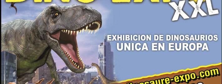 PLANES CON NIÑOS EN MADRID: EXPOSICIÓN SOBRE DINOSAURIOS Y LA PREHISTORIA  Foto de %title