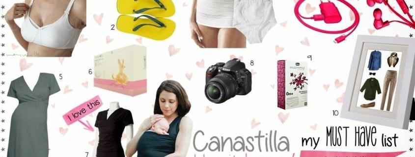 CANASTILLA DEL BEBÉ Y LA MAMÁ: QUÉ PREPARAR  Foto de %title