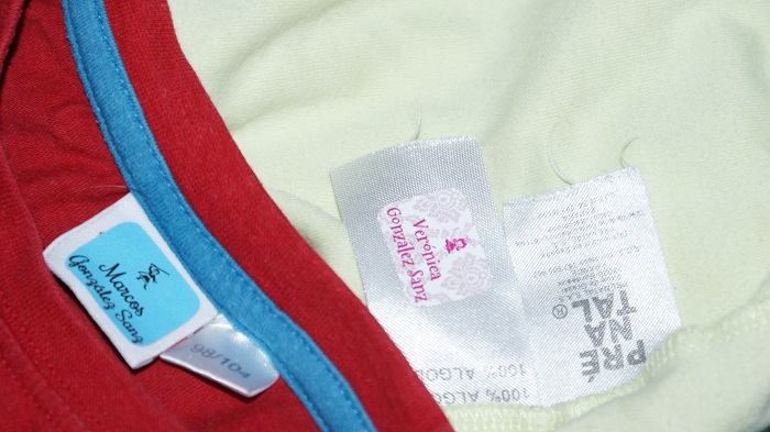 Etiquetas personalizadas petit fernand