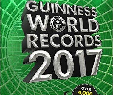 SORTEO :CONSIGUE EL LIBRO GUINNESS DE LOS RECORDS 2017  Foto de %title