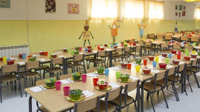 Becas de comedor escolar curso 2017 2018 en la comunidad for El comedor escolar