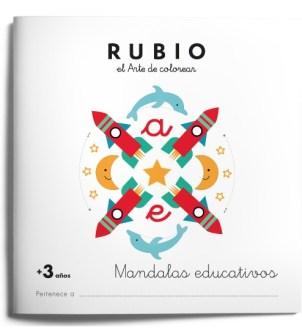 CUADERNOS RUBIO: MANDALAS EDUCATIVOS PARA LOS MÁS PEQUEÑOS  Foto de %title
