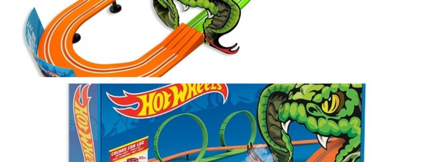 SORTEO CIRCUITO DE CARRERAS HOT WHEELS  Foto de %title