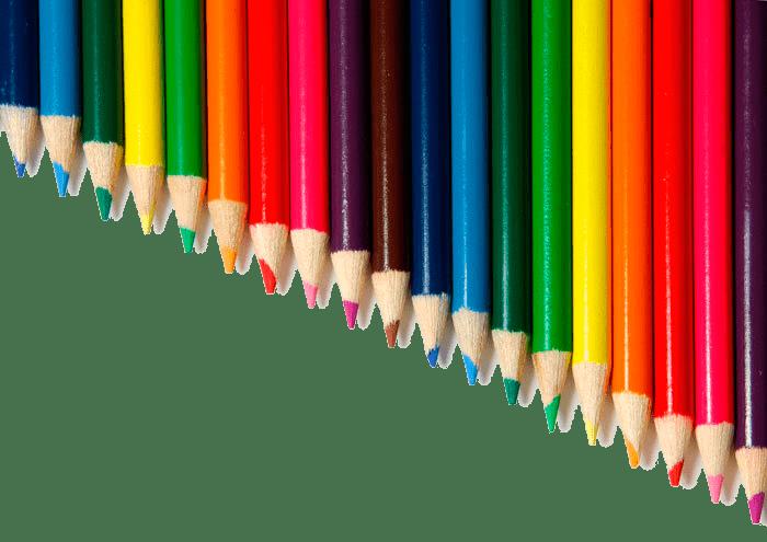 Los Colores en Ingls  Vocabulario Gua de Estudio 2019