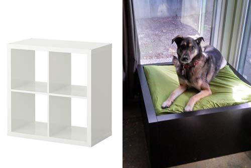 17 originales Camas para Perro que t puedes hacer