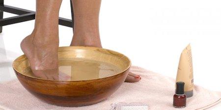 Eliminar callosidades en los pies