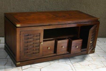 Mueble de caoba