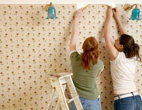 Empapelar paredes