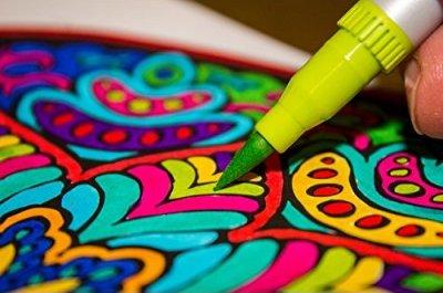 Dibujar con rotuladores