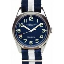 regimental-bleu-bracelet-blanc-et-bleu-spalding