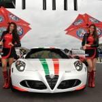 Alfa Romeo 4C, l'italienne aux courbes généreuses!