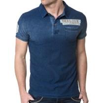 polo denim delave homme deeluxe jeans collection printemps-été 2014 BLZ Jeans