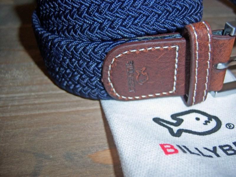reasonable price super quality best shoes Test et avis BillyBelt, les ceintures tressées