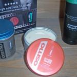 Présentation OSMO, produits capillaires