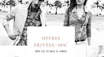 ventes privée IKKS