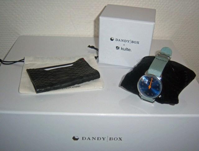 Edition luxe de rentrée Dandybox