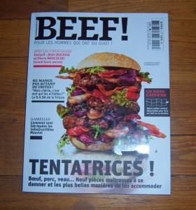 3ème numéro de Beef