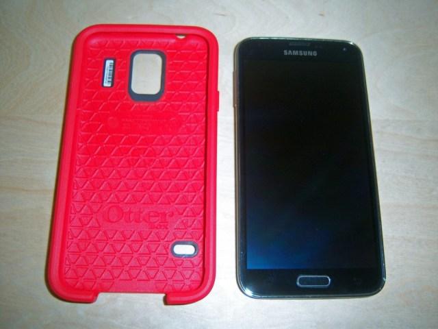 coque Samsung S5 Otter Box