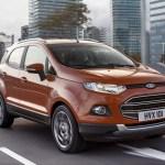 Ford Ecosport, le SUV très urbain