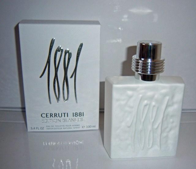 Cerruti 1881 Edition Blacnhe