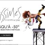 Les jours Follissimes 2015 aux Galeries Lafayette