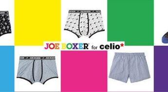 joe boxer for celio*