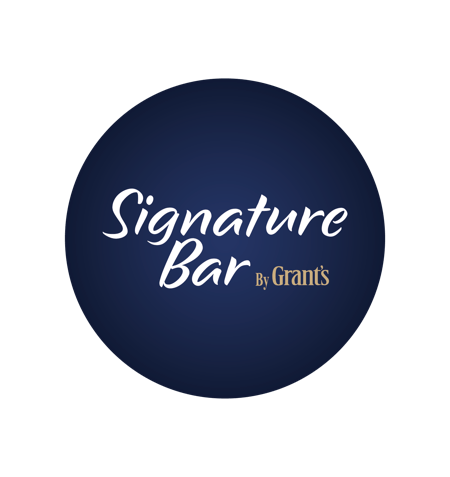 Signature bar by Grant's