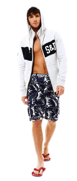 Collection superdry printemps-été 2015
