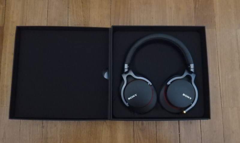 Sony MDR-1A