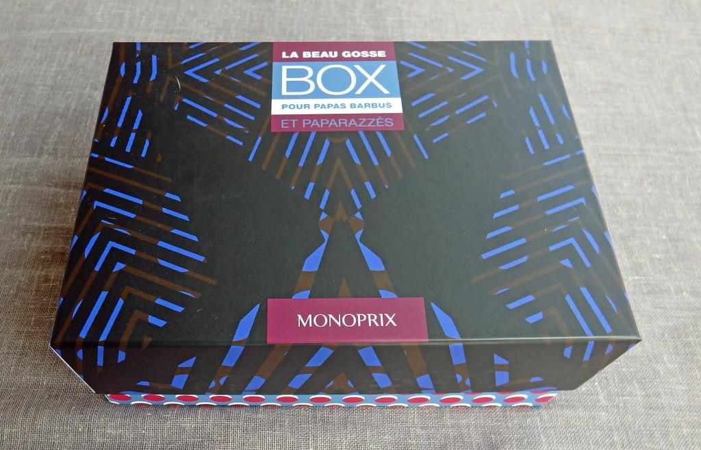 box Monoprix