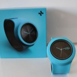 Caribbean Blue Aight watch