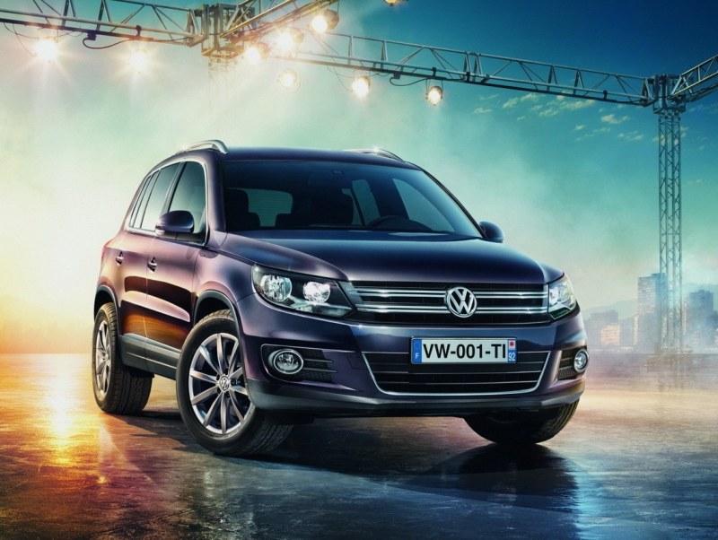 Gamme Volkswagen