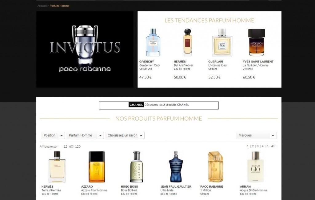 Tendance parfum