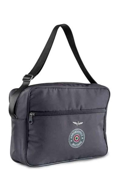 sac porte ordinateur - look Aeronautica Militare-trucsdemec.fr-blog lifestyle masculin-mode homme beauté homme