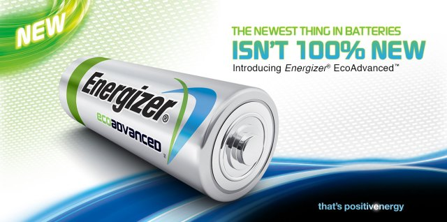 Energizer Ecoadvanced