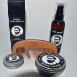 Soins pour la barbe Percy Nobleman