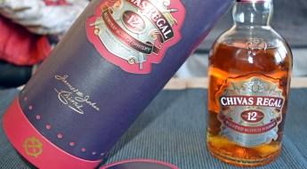 Chivas 12 ans Noël 2015