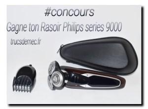 Rasoir Philips Series 9000