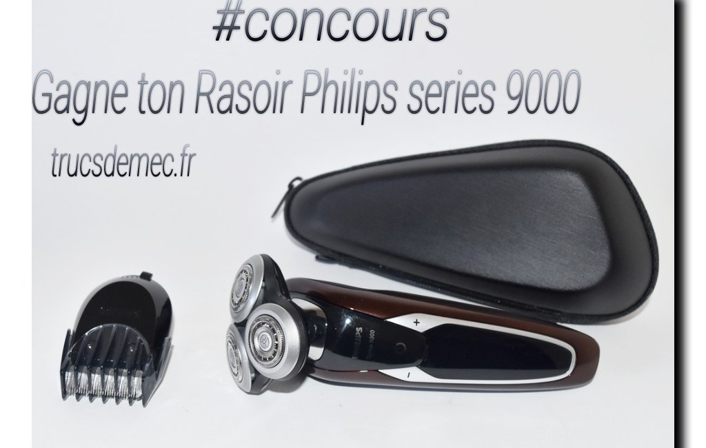 Rasoir Philips Series 9000